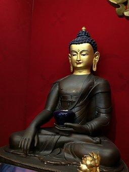 Sculpture, Gautama Buddha, Statue, Religion, Buddhism