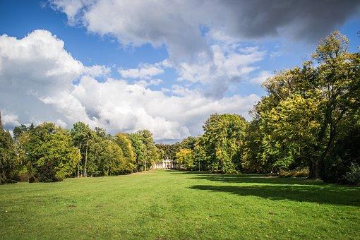 Sychrov, Castle Park, Historical Landmark, The Orangery