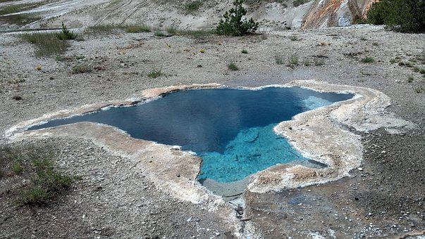 Water, Nature, Outdoors, Travel, Geology, Geothermal