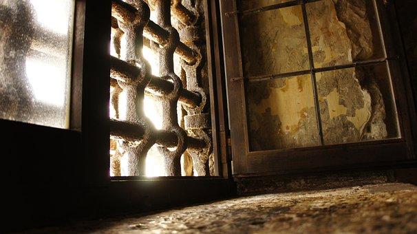 Prison, Doge's Palace, Venice, Venetian, Italy, Palace
