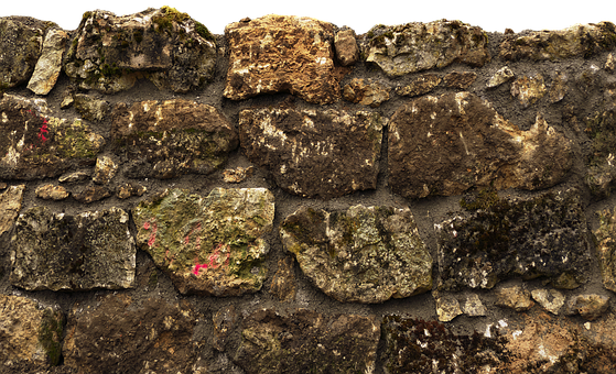 Wall, Sand Stone, Quarry Stone, Stone Wall, Texture