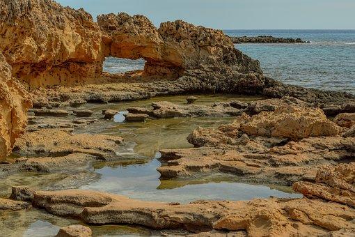 Rock, Formation, Erosion, Geology, Window, Sandstone