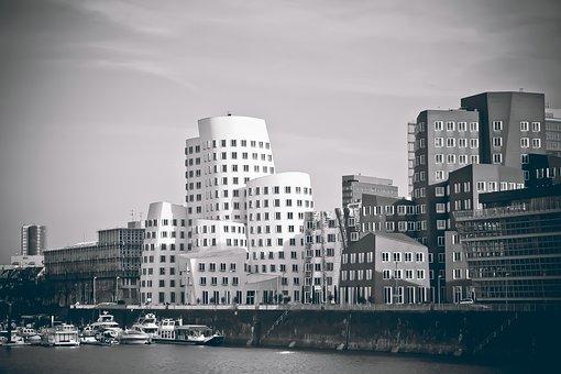 City, Architecture, Urban Landscape, Skyline, Building