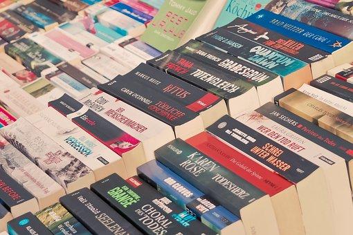 Books, Pocket Books, Read, Literature, Old Books