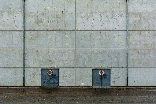 Wall, Architecture, Concrete, Urban, Expression, Cement