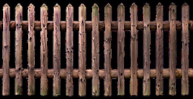 Fence, Wood Fence, Fence Element, Garden Fence, Paling