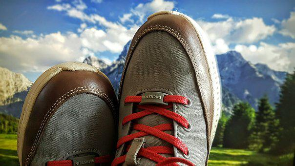 Clothing, Footwear, Shoe, Travel, Two, Fashion