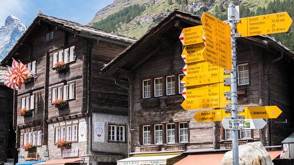 Zermatt, Home, Switzerland