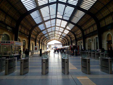 Inside, Architecture, Indoors, Travel, Subway System