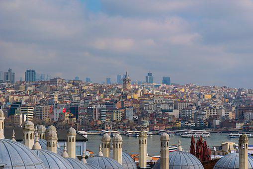 Istanbul, Mosque, Galata Tower