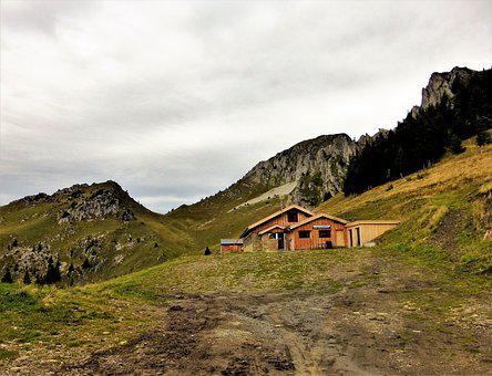 Nature, Alps, Mountain, Outdoor, Landscape, No Person