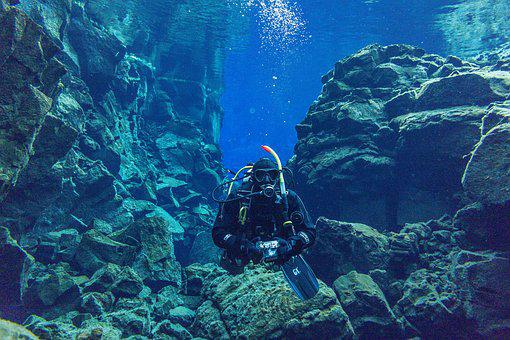 Underwater, A Journey Of Discovery, Waters, Ocean