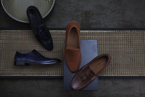 Leather, Fashion, Wear, Shoe, Footwear