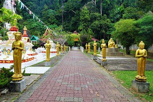 Buddha, Religion, Temple, Travel, Spirituality, Worship