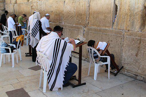 Israel, Jerusalem, The Western Wall, The Wailing Wall
