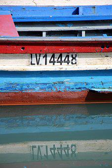 Water, Sea, Travel, Outdoors, Boat, Wood, Venice, Blue