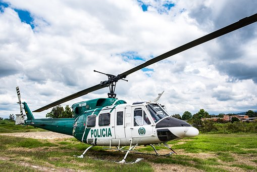 Helicopter, Aircraft, Travel, Transport