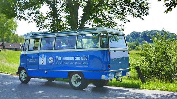 Transport System, Auto, Bus, Vehicle