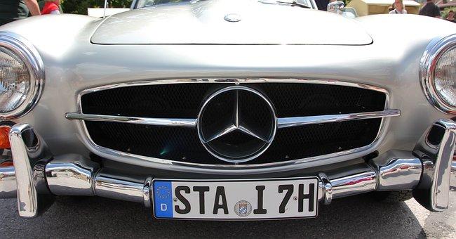 Auto, Vehicle, Wheel, Chrome, Transport System, Drive