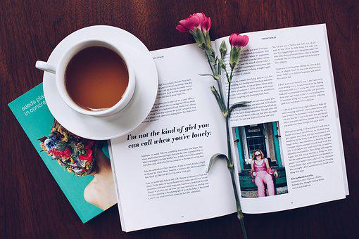 Paper, Coffee, Table, Cup, Desktop, Tea, Reading