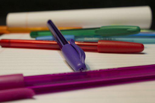 Composition, Pencil, School, Education, Paper, Office