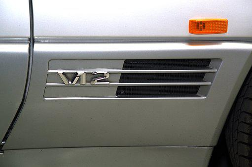 Vehicle, Air Intake, Cooling, Brake, Mercedes, V12
