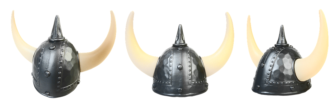 Helmet, Vikings, Shape, Military, Gear, Armor