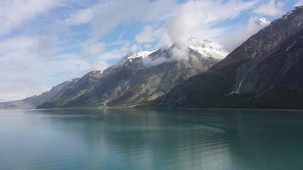 Water, Landscape, Mountain, Nature, Mountain Peak