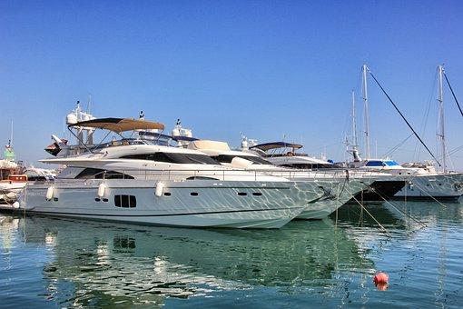 Waters, Sea, Yacht, Port, Travel, Marina, Boot, Ship