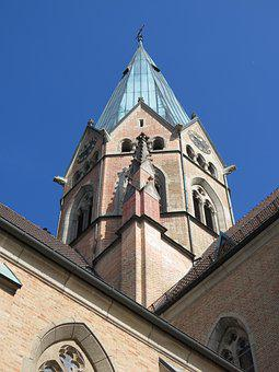 Saint Ottilien, Bavaria, Germany, Church, Abbey