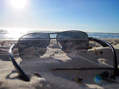 Travel, Beach, Sea, Waters, Summer