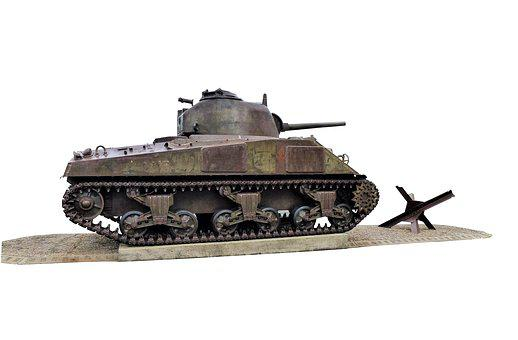 Military, Army, Weapon, War, Tank, Battle, Normandy