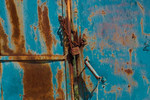 Wall, Old, Rusty, Art, Unclean, Abstract, Rust, Texture