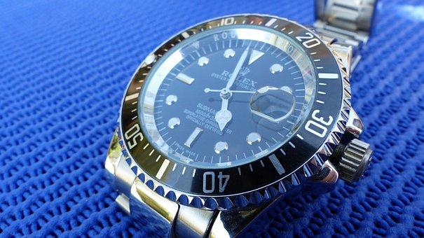 Clock, Wrist Watch, Company