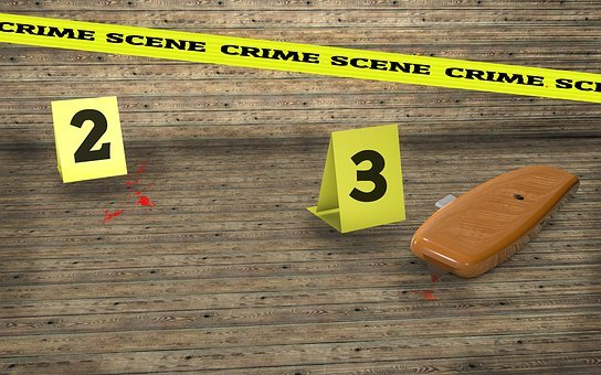 Crime Scene, Crime, Knife, Carpet Knife, Capital Crimes