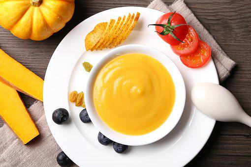 Plate, Food, Breakfast, Dessert, Refreshments, Health