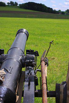 Gun, Battle Of Ostrach, Napoleon Bonaparte, 1800, War
