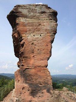 Rock, Nature, Travel, Sand Stone, Sky, Landscape, Stone