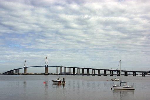 St-nazaire, Bridge, Pont De St-nazaire, Saint-nazaire