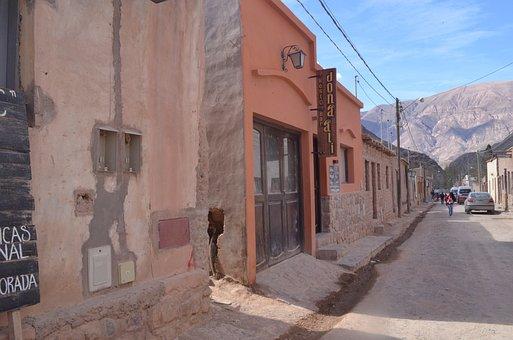 Street, Architecture, House, Strait, Sidewalk, Tourism