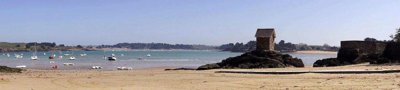 The Havre De Rothéneuf, Rothéneuf, St-malo, Saint Malo