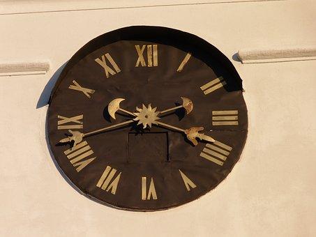 Clock, Tower, Architecture, External Clock