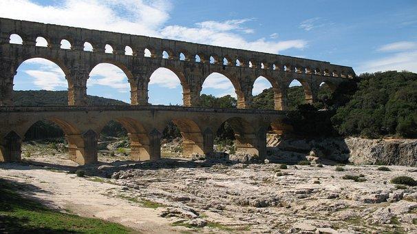 Bridge, Travel, Architecture, Stone, Arch