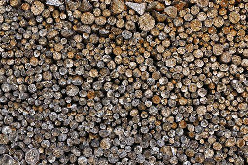 Strains, Aesthetic, Stacked, Wood For The Fireplace