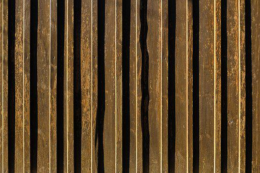 Wood, Boards, Profile Wood, Wooden Wall, Dirty, Battens