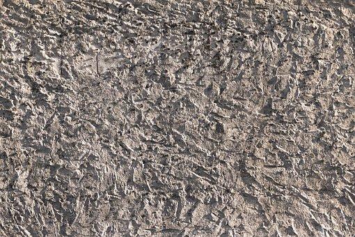 Wall, Background, Roughcast, Plaster, Coarse, Grunge