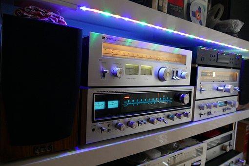 Technology, Computer, Sound