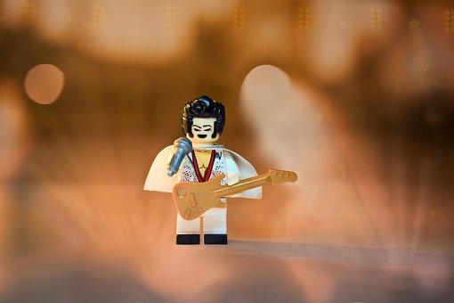 Elvis Presley, Concert, Musician, Music, Guitar, Direct