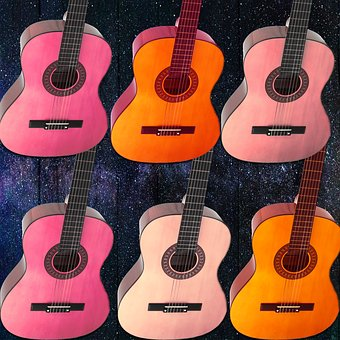 Guitar, Acoustic, Instrument, Stringed Instrument