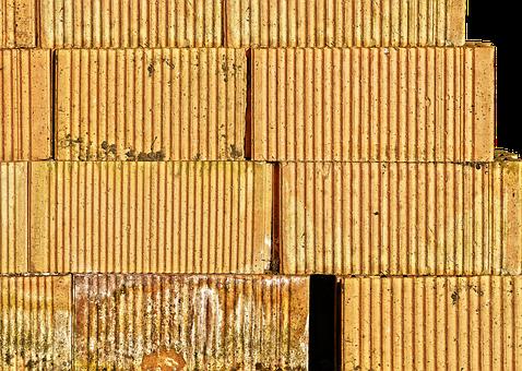 Brick, Hollow Hole Brick, Wall, Bricked, Hauswand